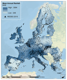 Rainfall Erosivity at European Scale