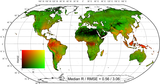 Global daily satellite rainfall from ASCAT soil moisture (2007-August 2019)
